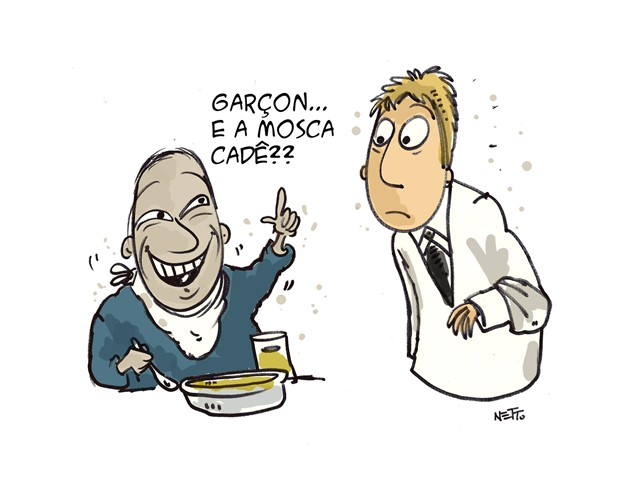 CHARGE DO NETTO