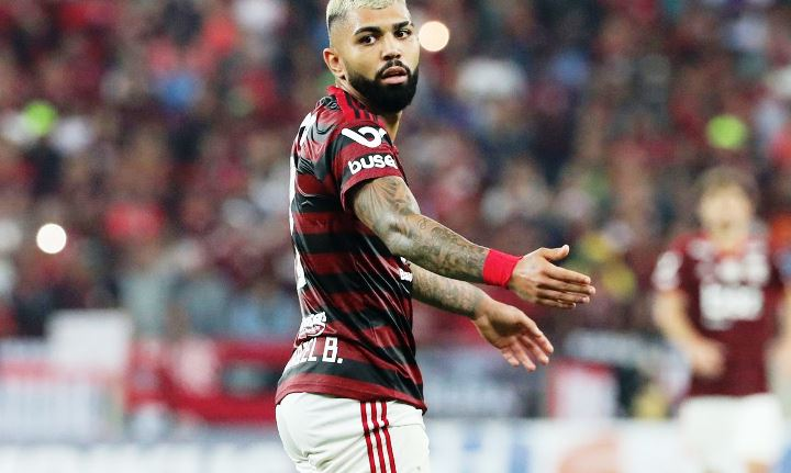 gabigol do flamengo