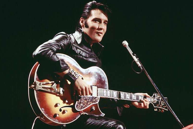 Biografia de Elvis Presley ganha data de estreia