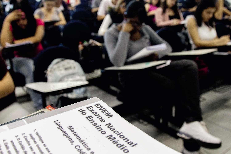 Enem: candidatos sem isenção têm até quinta-feira para pagar inscrição