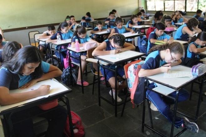 Escolas mineiras farão provas do Sistema de Avaliação da Educação Básica