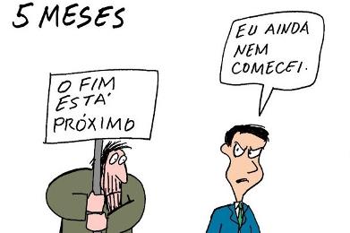 O FIM ESTÁ PRÓXIMO