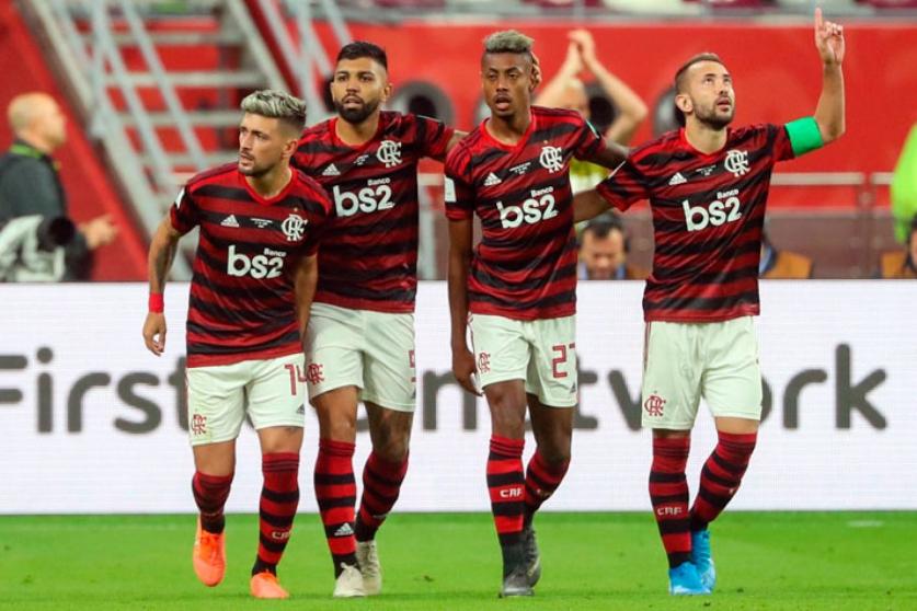 De virada, Fla vence o Al Hilal e vai à final do Mundial