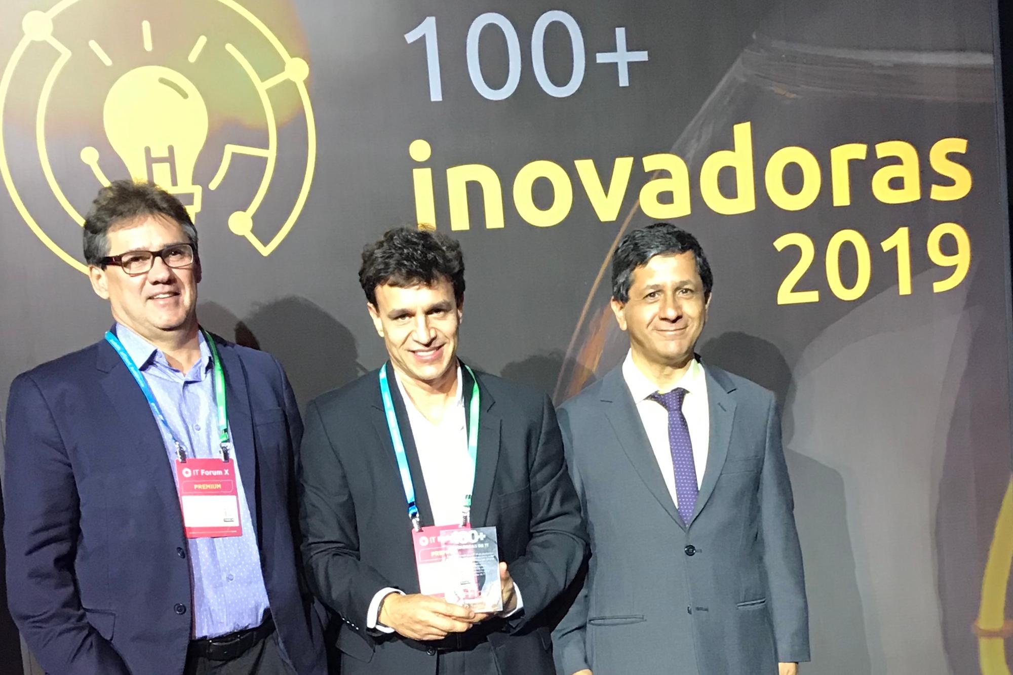 Tecnologia da Informação da CENIBRA é destaque em premiação nacional