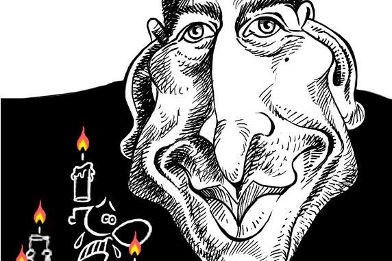 GLAUCO, o Picasso do cartum
