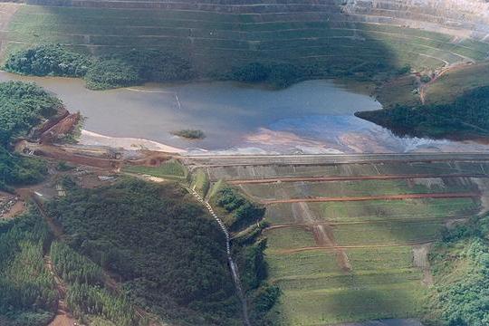 Deslocamento de talude de mina da Vale atinge 18 centímetros por dia