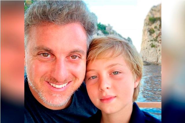 Filho de Huck e Angélica deixa UTI e vai para quarto em hospital