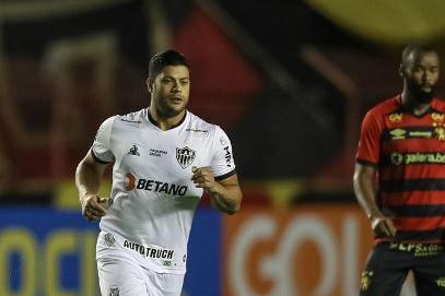 Hulk marca para dar vitória ao Atlético-MG sobre o Sport