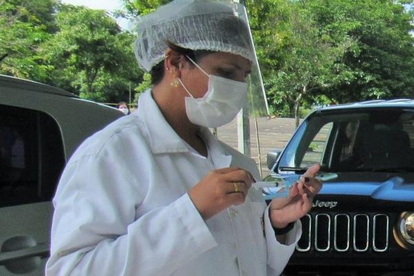 Prefeito assina adesão de Itabira a consórcio para compra de vacinas contra Covid-19
