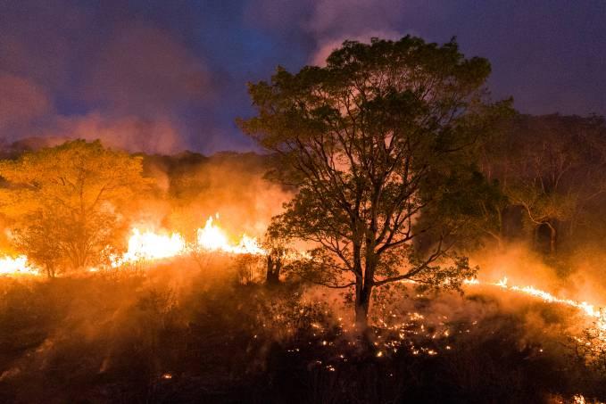 Brasil em chamas: até quando?