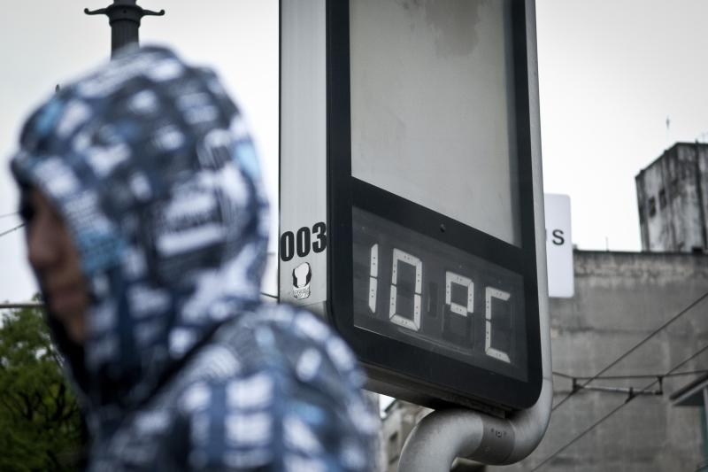 Temperaturas acima da média marcam o inverno em MG