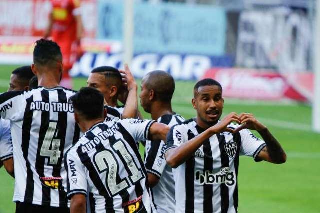 Atlético-MG vence o Tombense e leva o Campeonato Mineiro