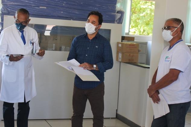 Lar de Ozanam: Prefeitura auxiliará instituição em adoção de medidas mais rigorosas contra a Covid-19