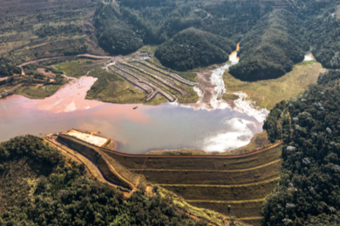 Vale dá início a protocolo de emergência em barragem em Nova Lima