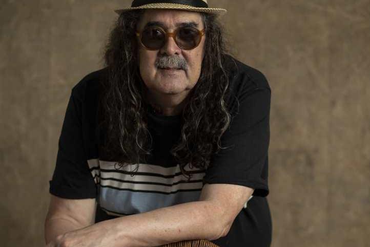 Moraes Moreira morre de infarto, aos 72 anos