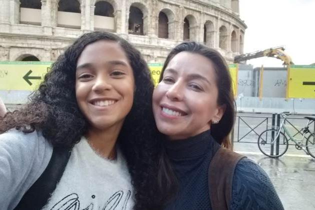 Itabirana aluna da rede municipal é a 1ª brasileira a ocupar conselho estudantil internacional
