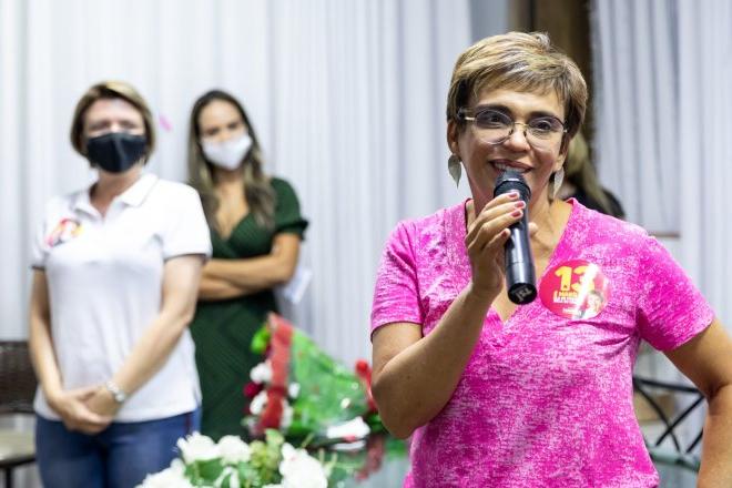 Deputada Marília Campos é eleita prefeita de Contagem