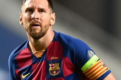 Messi avisa ao Barcelona que quer sair, diz fonte do clube