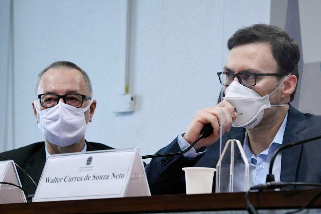 CPI da Pandemia aprova nova convocação do Ministro da Saúde