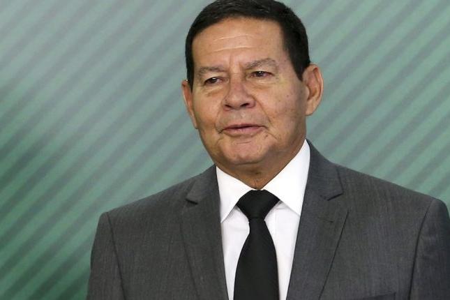 Mourão defende reforma política após a conclusão da Previdência