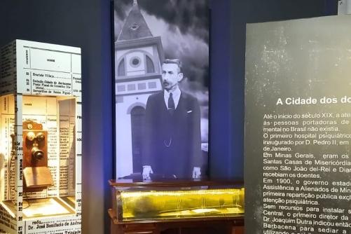 Museu da Loucura completa 25 anos