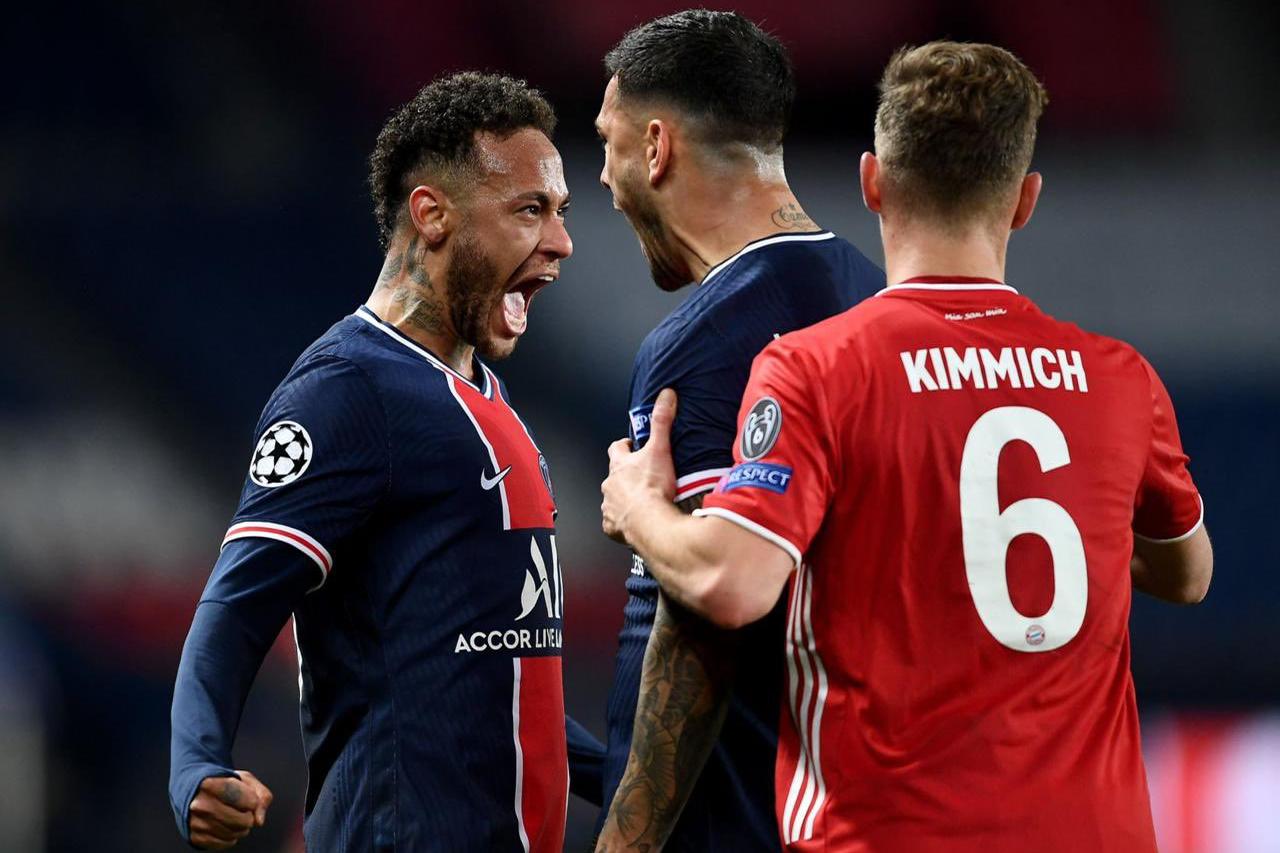 """""""Isso aqui é Paris, meu amigo"""": Neymar celebra vaga e não pensa em deixar o PSG"""