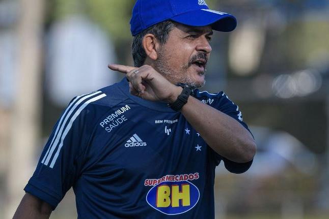 Série B: duelo com Vitória marca volta de Ney Franco ao Cruzeiro