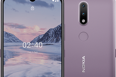 Nokia 2.4 chega ao Brasil com tela grande e Android puro