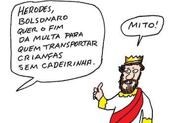 O GURU DO PRESIDENTE