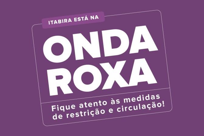 """Entenda o """"toque de recolher"""" adotado na Onda Roxa em Itabira"""