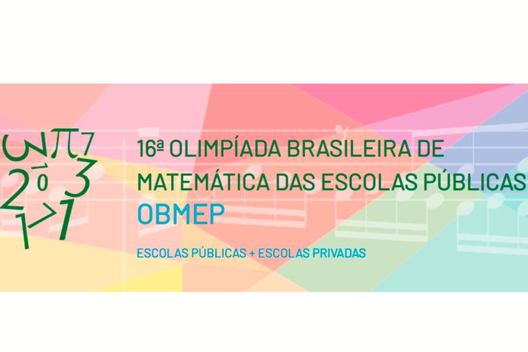 Divulgado resultado da primeira fase da Olimpíada de Matemática