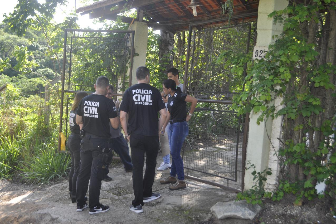 Operação da Polícia Civil combate violência contra a mulher em todo o estado