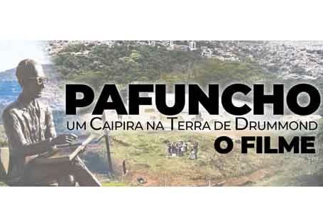 """Filme  """"Pafuncho: um Caipira na Terra de Drummond"""" estreia nesta sexta-feira na FCCDA"""