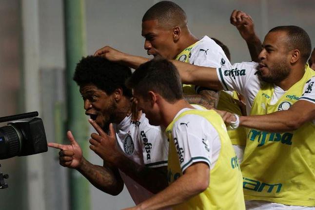 Palmeiras vence o América em Minas e é finalista da Copa do Brasil