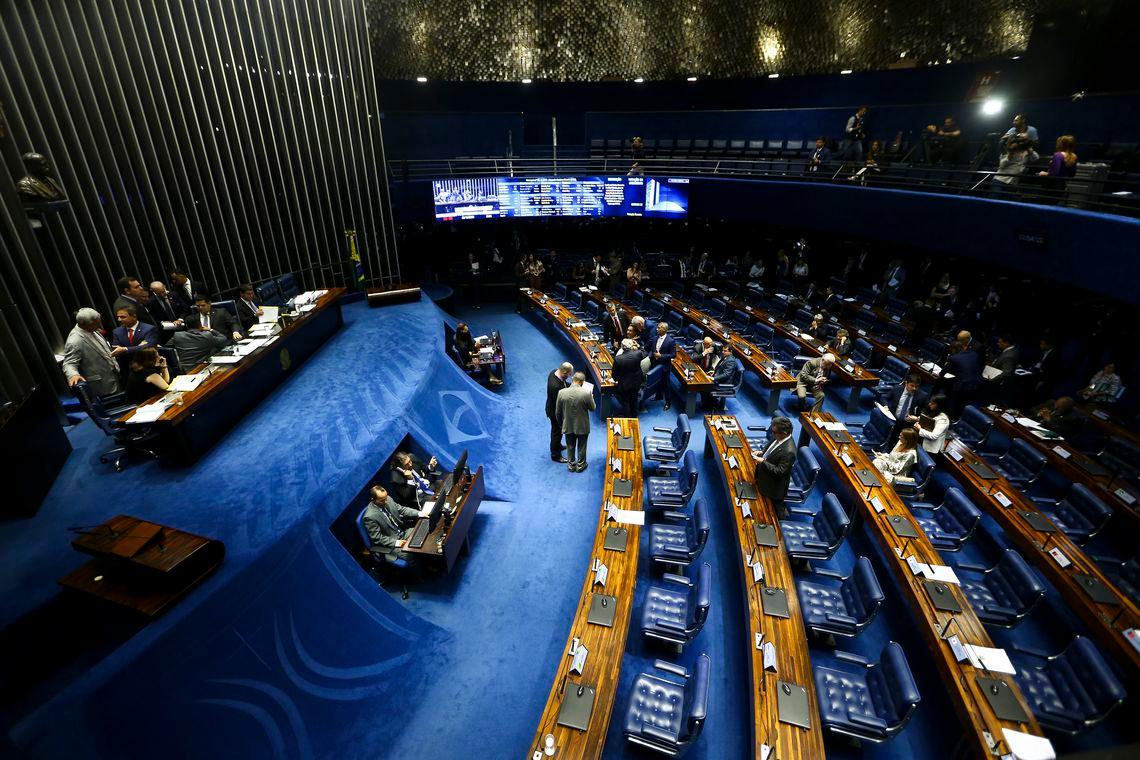 Senado conclui votação da Previdência com rejeição de destaques