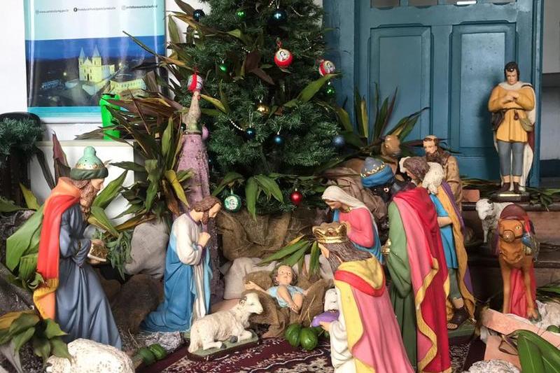Circuito de Presépios e Lapinhas integra programação de Natal de Minas Gerais