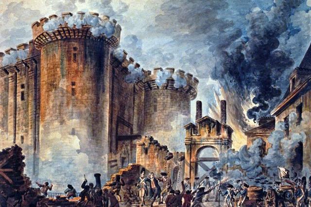 A Bastilha e o Brasil de hoje