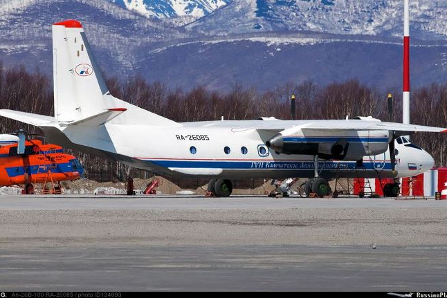 Encontrados corpos de vítimas de acidente de avião na Rússia