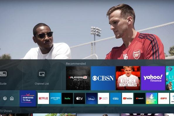 Samsung TV Plus chega ao Brasil com 20 canais gratuitos por streaming