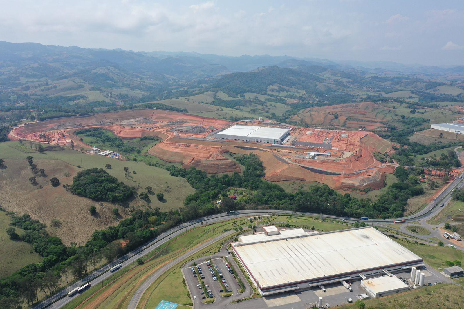 Empresa de parque logístico anuncia investimento de R$ 750 milhões no estado