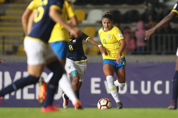 Após desistência argentina, seleção feminina terá jogos com Equador