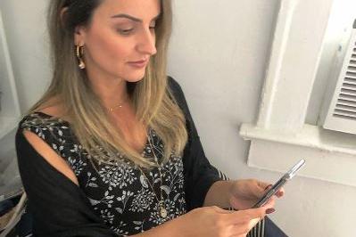 Tecnologia dá informações em tempo real direto de bloco cirúrgico a acompanhantes de pacientes no Hospital Márcio Cunha