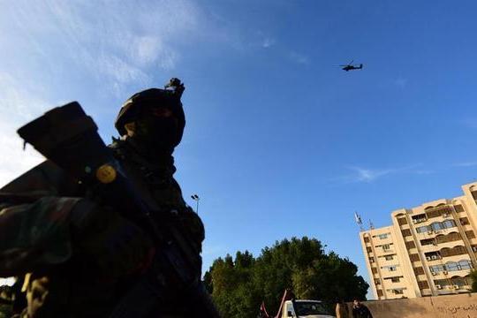 Bagdá pede envio de missão dos EUA para organizar retirada das tropas
