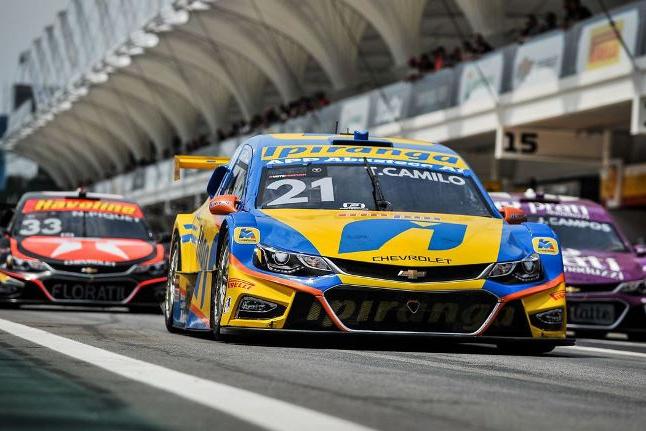 Temporada da Stock Car começa dia 26 em Goiânia, sem público