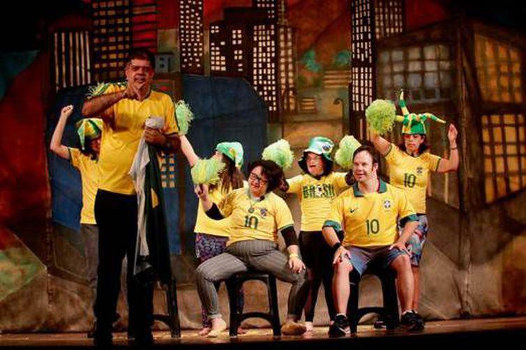 Festival Teatro Nosso mostra trabalho de atores com deficiência
