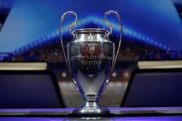 Uefa define jogos das oitavas de final da Liga dos Campeões da Europa