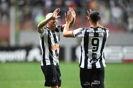 Atlético-MG vence Cruzeiro, que fica na zona de rebaixamento
