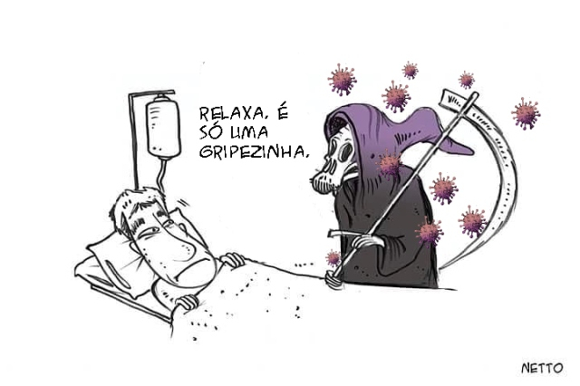 Charge do Netto - 07/07/2020
