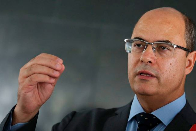 Witzel diz que seu afastamento do governo do Rio não se justifica